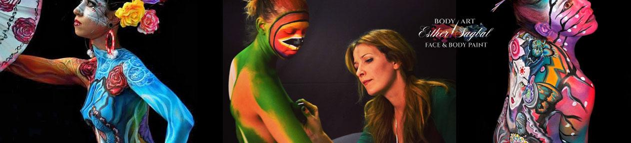 Maquillaje artístico o de fantasía
