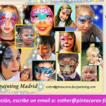 ccursos y talleres de facepainting en Madrid