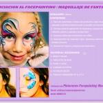 cursos y talleres de facepainting en Madrid