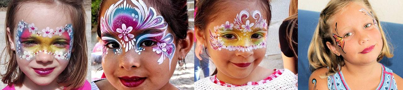 face painting infantil