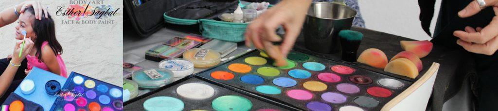 Pintacaras AMPAs, fiestas infantiles