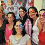 Taller de pintacaras infantil en Madrid