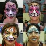maquillaje de animal