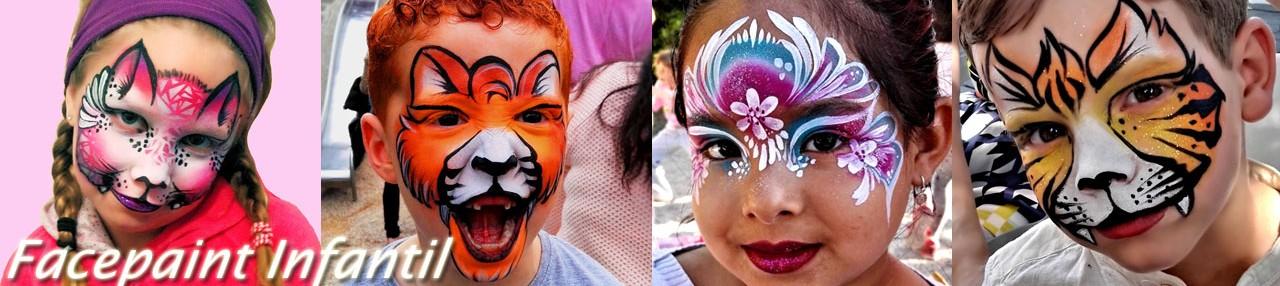 pintacaras infantil madrid