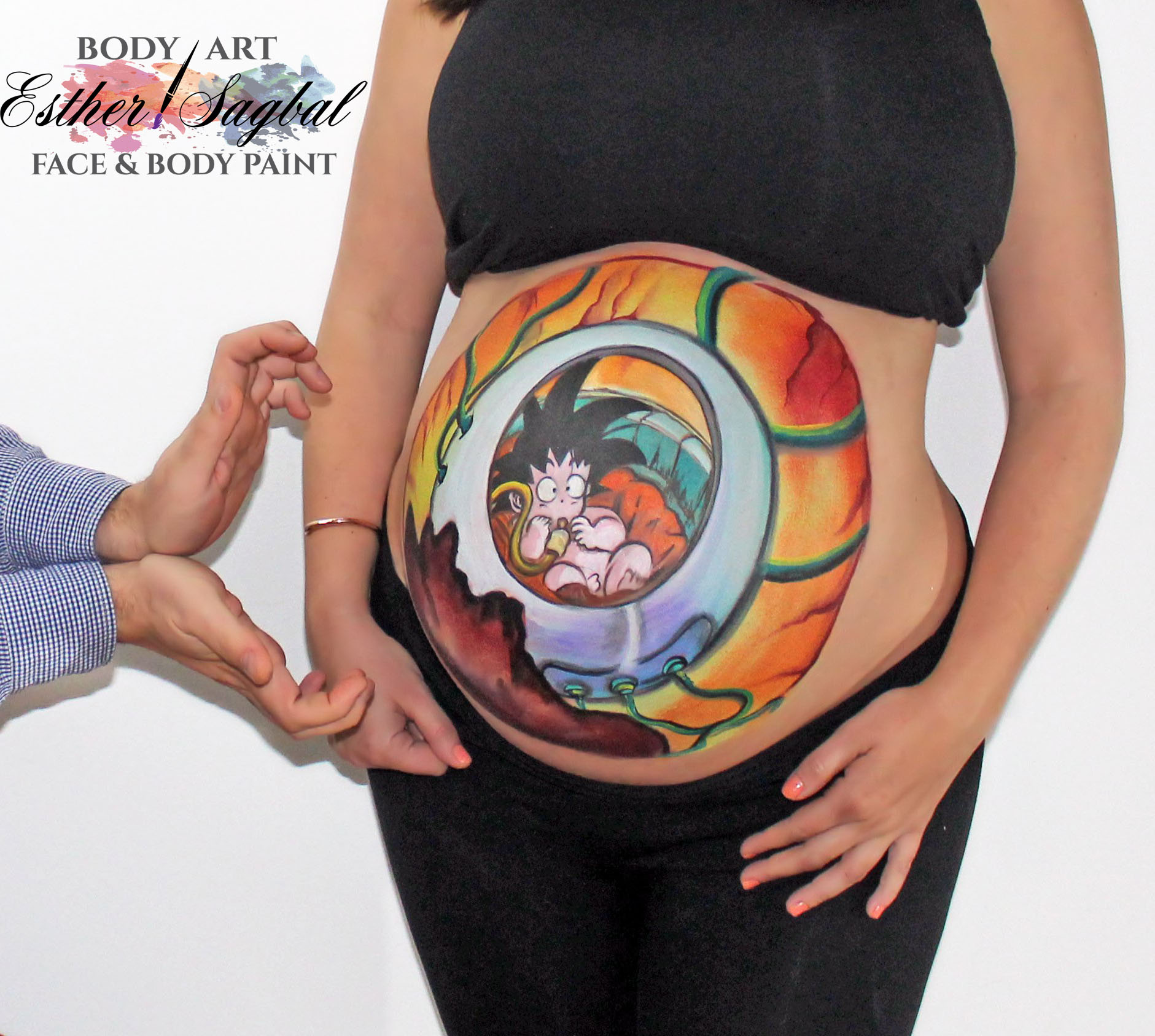 Bellypainting madrid