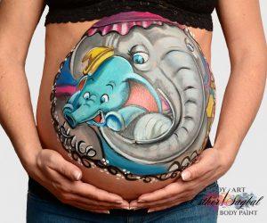 Bellypaint Bodypaint embarazadas