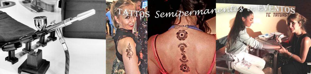Tatuajes temporales en Madrid