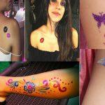 tatuajes de purpurina