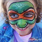 Facepaint pintacaras infantil
