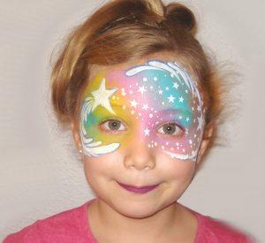 Ideas para maquillaje infantil