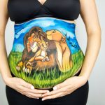 Bellypainting en Madrid