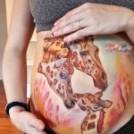 Bellypaint Madrid sesiones profesionales