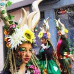 maquilladora para carnaval, maquillaje en comparsas y grupos