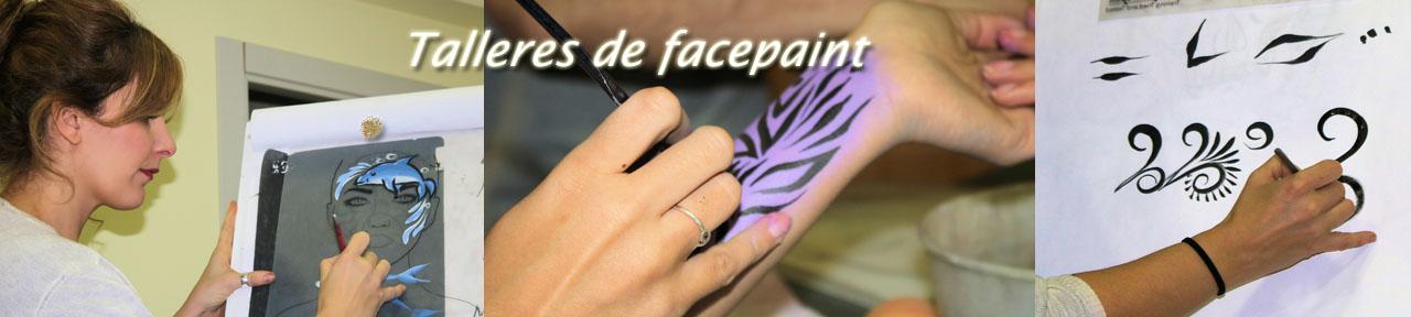 aprender a maquillaje infantil profesional