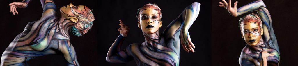 Bodypaint Madrid bodypainter en Madrid