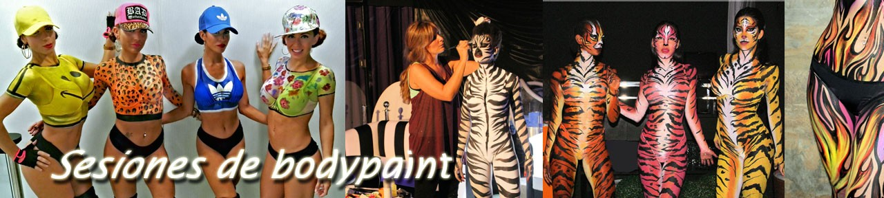 bodypaint Madrid