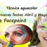 Aprender a pintar caras en Madrid