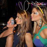 maquillaje fantasia en fiestas