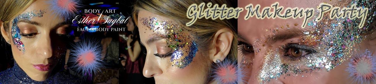 COntratar maquillaje de fantasía eventos