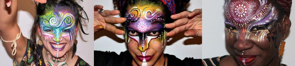 Contratar maquillador para fiestas en Madrid