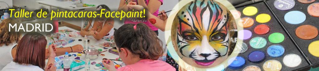 Cursos para aprender a pintar caritas